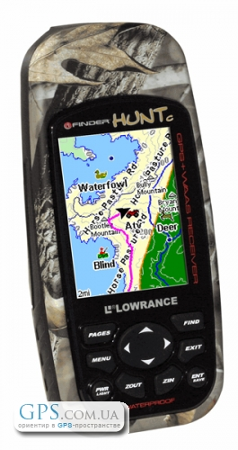 gps lowrance ifinder
