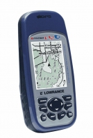 Lowrance iFinder H2O  (русское меню)